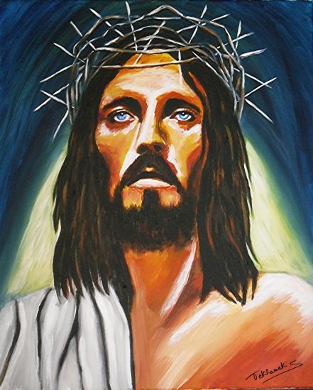Jesus Christ by Tekkamaki
